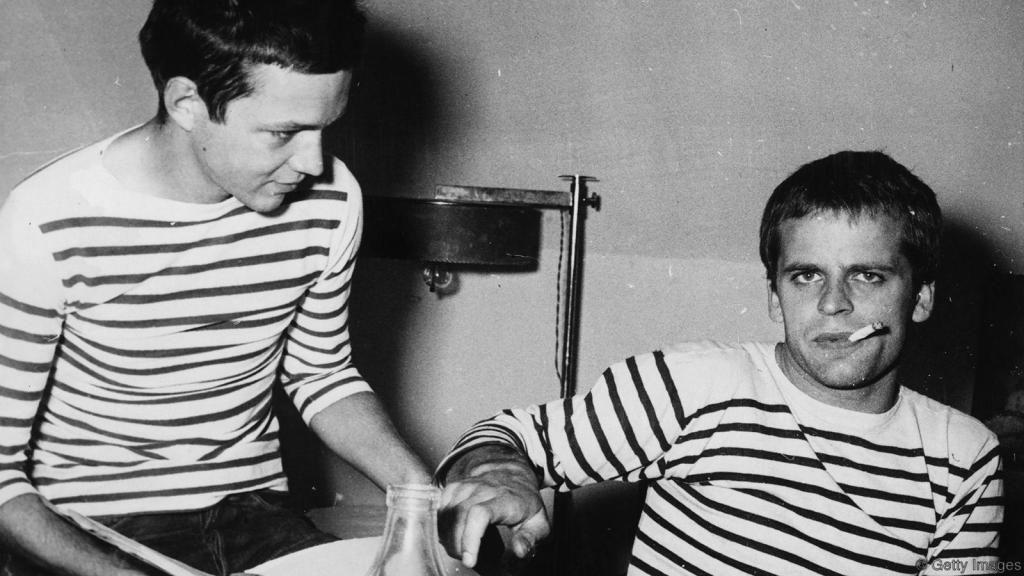 Saint james breton stripe shirts three ways tailor for Striped french sailor shirt