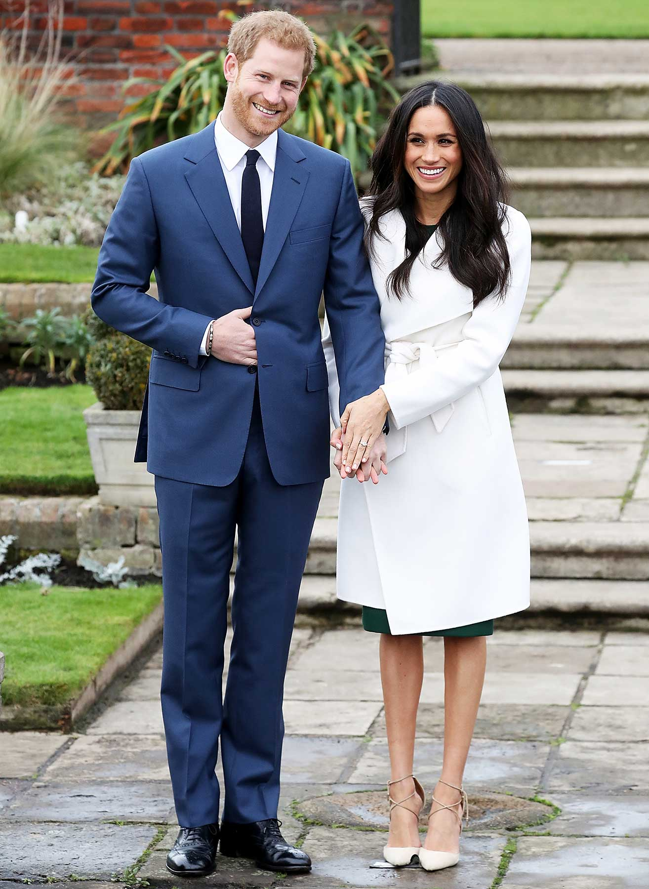 Prince Harry\'s Blue Engagement Suit - The Look for Less - Tailor ...