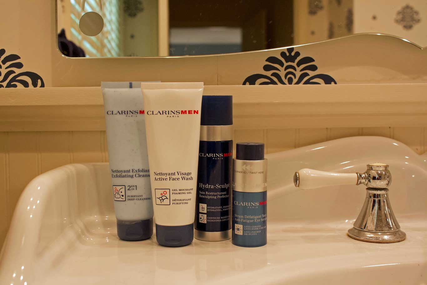 ClarinsMen Active Face Wash by Clarins #12